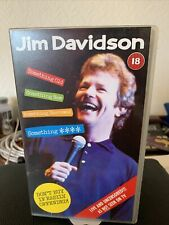 Jim Davidson - Something Old, Something New, Something Borrowed, Something