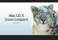 Mac OS X 10.6 Snow Leopard USB-Stick USB RIPARAZIONE