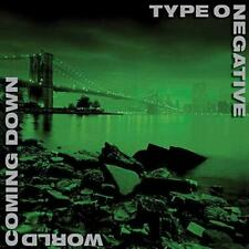 Type O Negative - World Coming Down (Green + Black) (NEW 2 VINYL LP)