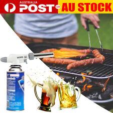 Butane Gas Blow Torch Welding Iron Soldering Lighter Flame Gun Burner Torch AU