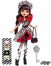 Ever After High Spring Unsprung Cerise Hood Doll , New, Free Shipping