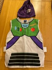 Buzz Lightyear Costume (tabbard & Head Covering)