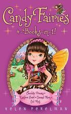 Candy Fairies 4-Books-in-1!: Chocolate Dreams; Rainbow Swirl; Caramel Moon; Cool