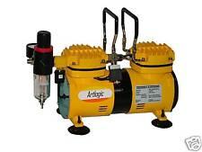 Artlogic Twin Cylinder Compressor
