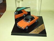 FIAT 124 BS1 SPIDER SPORT Orange VITESSE L148A