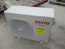 NEW SANYO 24,200 BTU Ductless Air Conditioner Inverter Outdoor Unit, Damaged t
