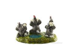 Elephant style 3 singes de la Sagesse  SB104