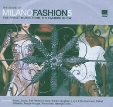 Milano Fashion 5     2CDs Luxury Lounge Electro Tosca,Koop Fat Fredy's Drop