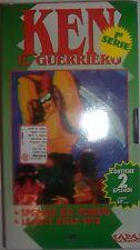 VHS - HOBBY & WORK/ KEN IL GUERRIERO - VOLUME 50 - EPISODI 2