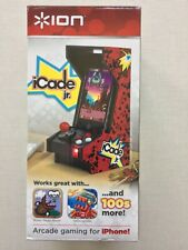 ION iCade Jr. Arcade Gaming for iPhone or iPod Touch