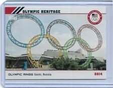 2014 TOPPS OLYMPIC OPENING CEREMONY / HERITAGE CARD OH-22 ~ 2014 SOCHI RUSSIA