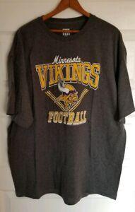 Minnesota Vikings Junk Food T Shirt 2XL