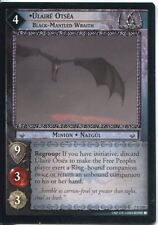 Lord Of The Rings CCG Card RotK 7.U218 Ulaire Otsea, Black Mantled Wraith