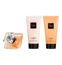 Lancome Tresor 30ml Eau De Parfum Bodylotion Duschgel