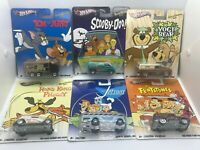 Hot Wheels Hanna Barbera Nostalgia 2012 Series With Real Riders