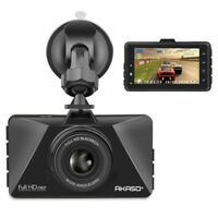 AKASO C200 Caméra Voiture WiFi Grand Angle 170° Embarquée Full HD 1080P Dashcam*