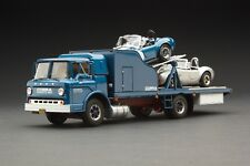 Exoto 43 | 1965 Shelby Cobra Race Car Transporter | 1:43 | # EXO00065