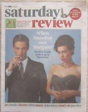 Matthew Goode – The Crown - Times Saturday Review – 25 November 2017