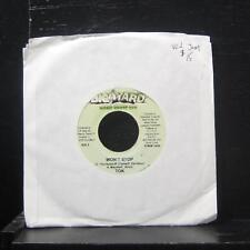 """TOK / Terro - Won't Stop / Have A Party 7"""" VG+ BYMG# 1043 Jamaica Vinyl 45"""