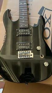 BC Rich Assassin Asm One Black E-Gitarre
