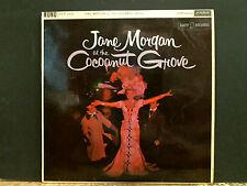Jane Morgan al Cocoanut Grove LP Mono UK premendo BELLA COPIA!!!