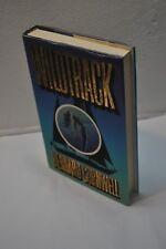 Bernard Cornwell ~ Wildtrack ~ 1st Edition /1 st Printing ~ 1988 ~ Hardcover