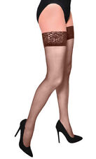 Ropa de mujer de color principal marrón de poliamida talla S