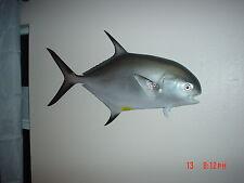 """32"""" Permit Half Mount Fish Replica"""