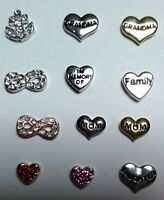 Origami Owl Brand New Charms-Family and Love