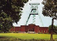 Deutsches Bergbau-Museum Bochum , Ansichtskarte 1977 gelaufen