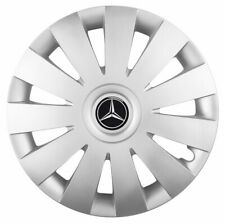 15'' Wheel trims for Mercedes Citan silver 4x15''