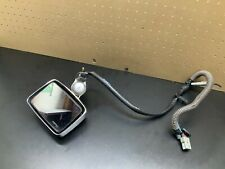 1987-1989 Lincoln Towncar Town Car Driver Left side view power mirror Heated OEM