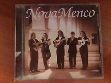 Nova Menco Gypsy Fusion CD Album 1997 Baja