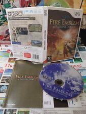 Nintendo Wii:Fire Emblem - Radiant Dawn [TOP RPG & 1ERE EDITION] Fr