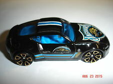 Custom Black Jacksonville Jaguars Nissan 370Z