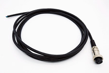 2.3m 5 Core Silicone Wire and Plug 5-Pin 16mm GX16-5 for 936 907 Soldering St