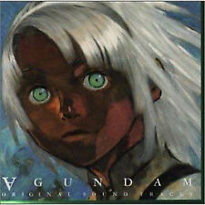 Mobile Suit Gundam anime Music Soundtrack Japanese Cd Turn A Gundam 1