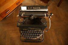 L.C. Smith & Corona Typewriter