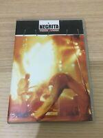 Negrita - Viaggio Stereo - DVD Live - Black Out 2003 _ Fuori Catalogo RARO!