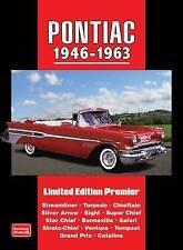 Pontiac 1946-1963 Limited Edition Premier (Paperback book, 2009)