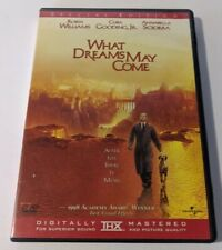 What Dreams May Come (Dvd, 2002, Special & Widescreen Editions)