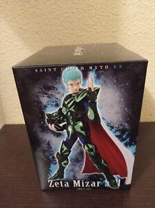 Saint Seiya Myth Cloth EX Zeta Mizar Syd Asgard Bandai Caballeros del Zodiaco