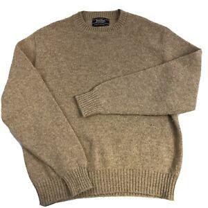 Vintage Janzen Sweater Mens Size Large ski Winter Resort Golf Pullover VTG