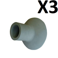 X3 Awning Pole Suckers 7/8″ 22MM Awning Rubber Suckers - Caravan , Motorhome