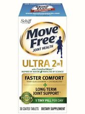 Move Free Ultra 2 in 1 with Comfort Max, Clinically Proven Joint Support 30 Ct
