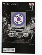 All New Hawkeye # 1 Hip Hop Variant Cover NM Marvel