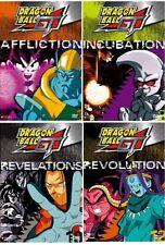 Dragon Ball GT - Affliction Vol 1 - Incubation Vol 2 - Revelations Vol 10 & 12