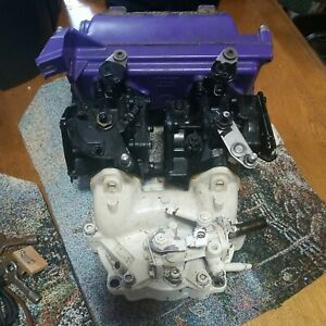 Sea-Doo/Bombardier Rotax Twin Carburetor Intake Manifold With Carbs