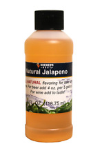 New listing Brewers Best Natural Jalapeno Flavoring Extract 4 Oz t for Beer & Wine
