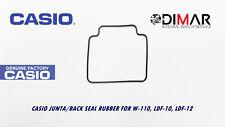 CASIO JUNTA/ BACK SEAL RUBBER, PARA W-110, LDF-10, LDF-12